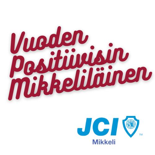 Vuoden Positiivisin Mikkeliläinen -kilpailu
